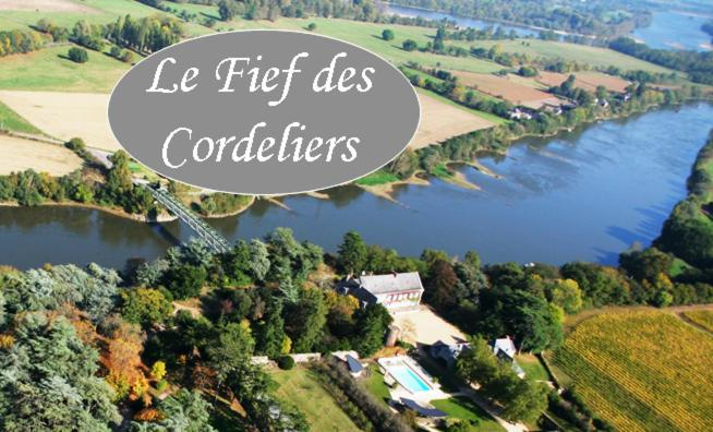A bird's-eye view of Le Fief Des Cordeliers