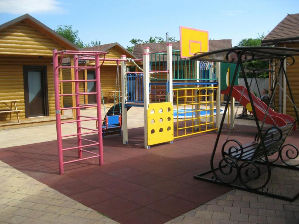 Детская игровая зона в Guest House on Tsvetochnaya 8A