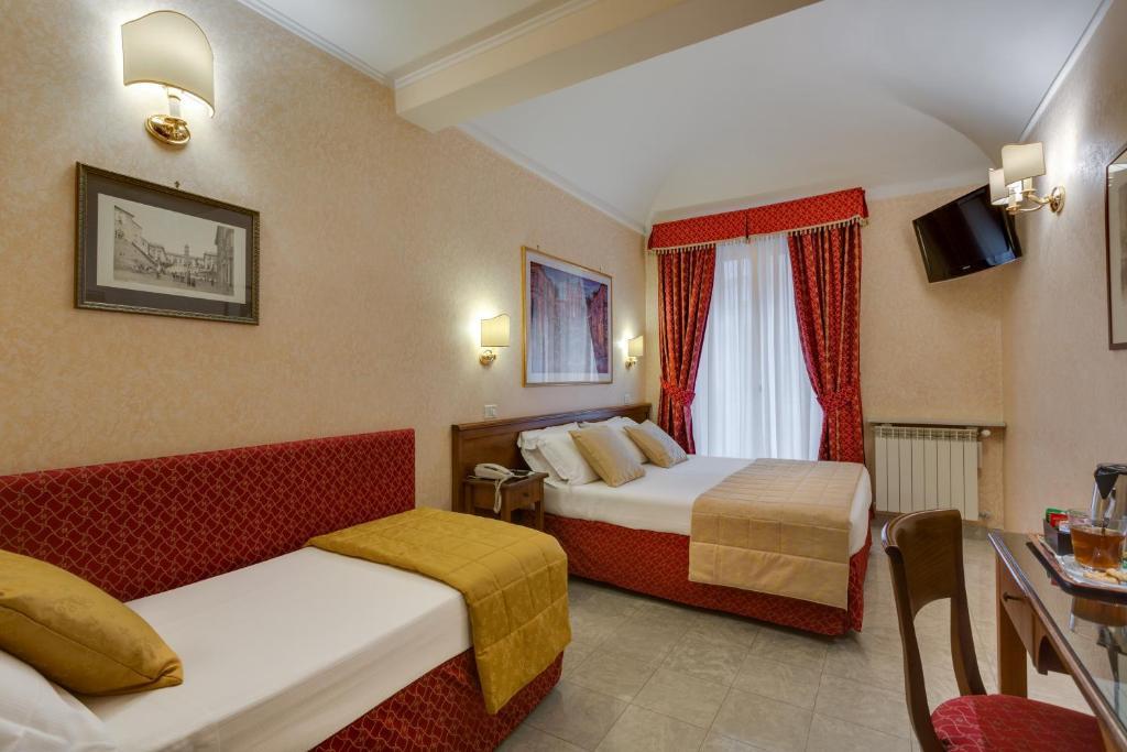 Hotel Silla Rome, Italy