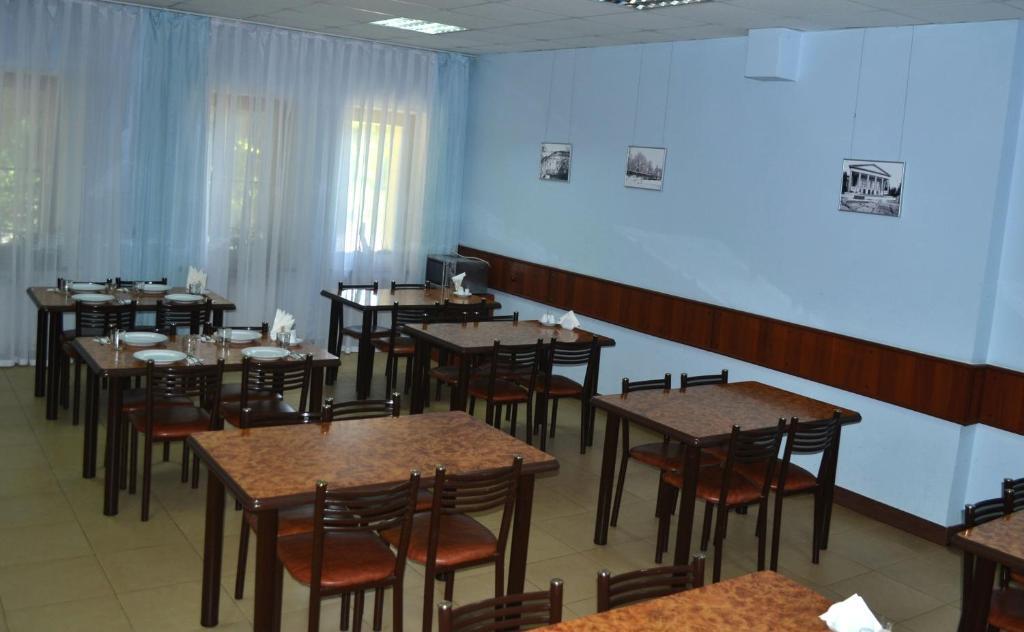 Ресторан / где поесть в Гостиница Динамо