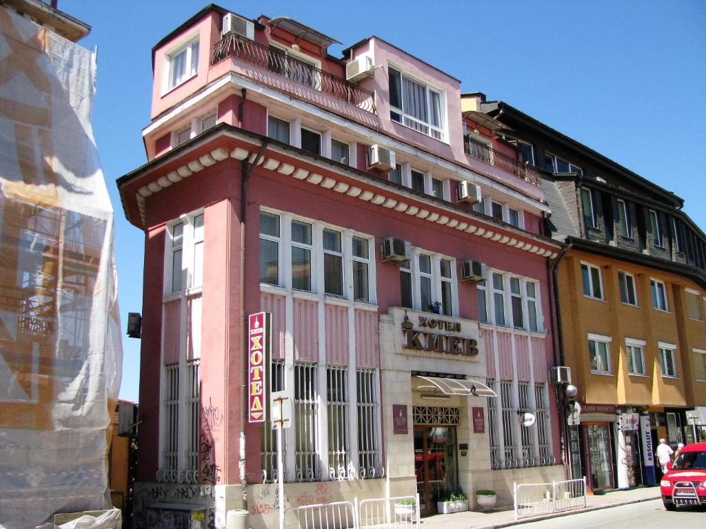 Hotel Kiev Veliko Tarnovo, Bulgaria