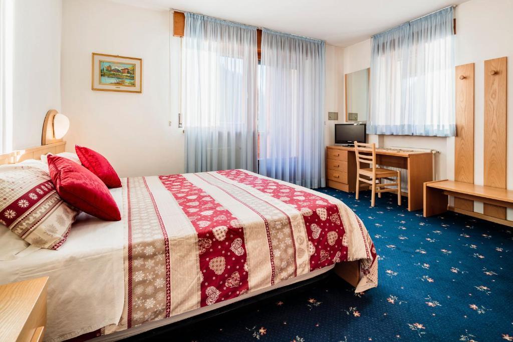 Hotel Coldai Alleghe, Italy