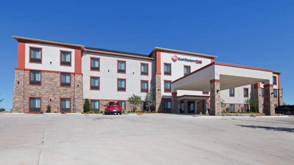 Best Western Plus Wewoka Inn & Suites