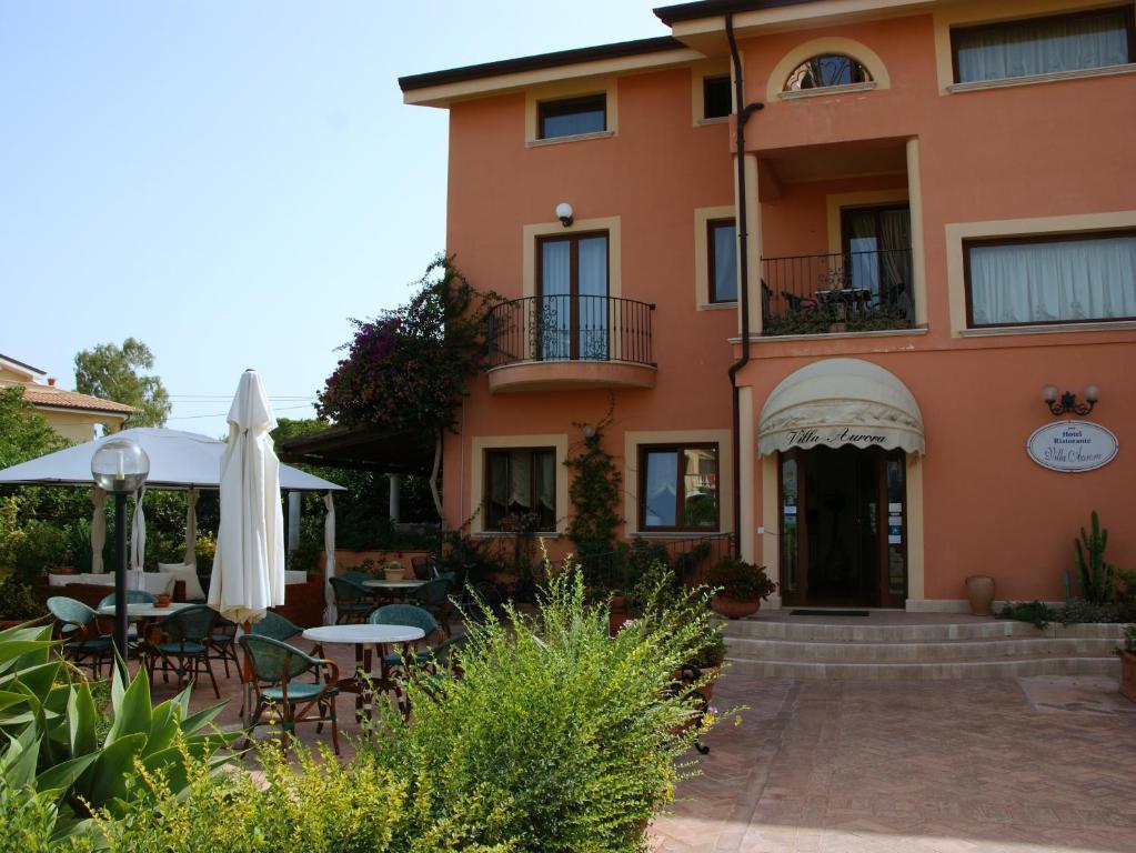 Villa Aurora Le Castella, Italy