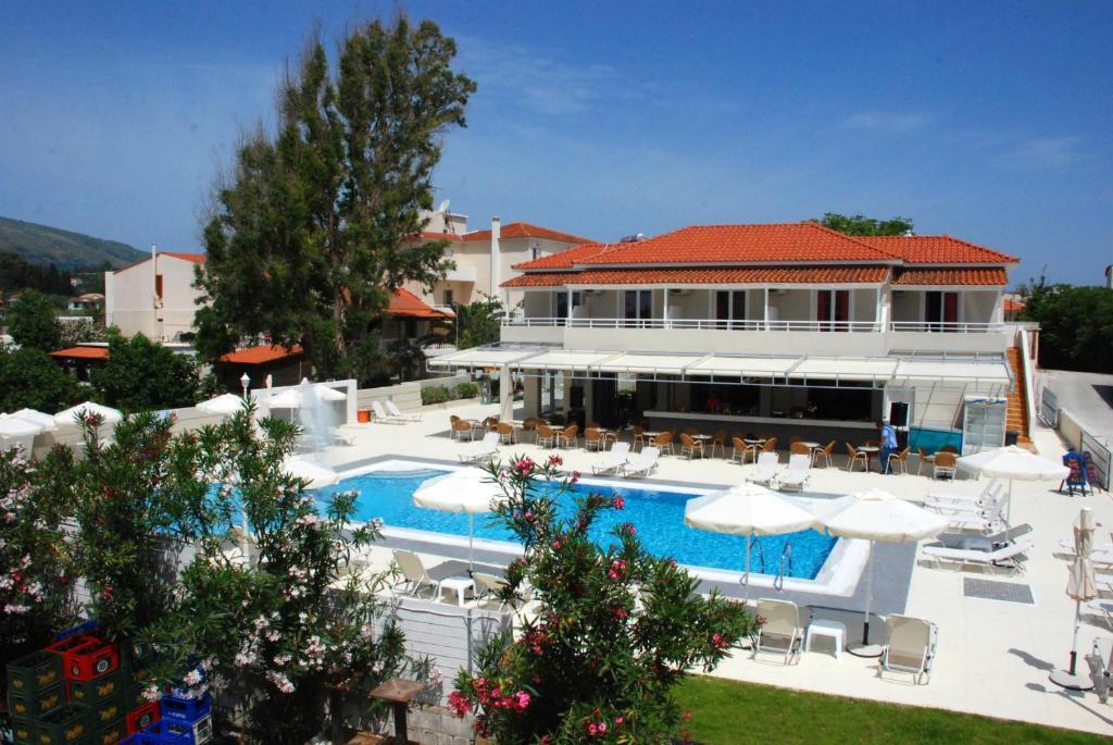 Esperia Hotel Laganas, Greece