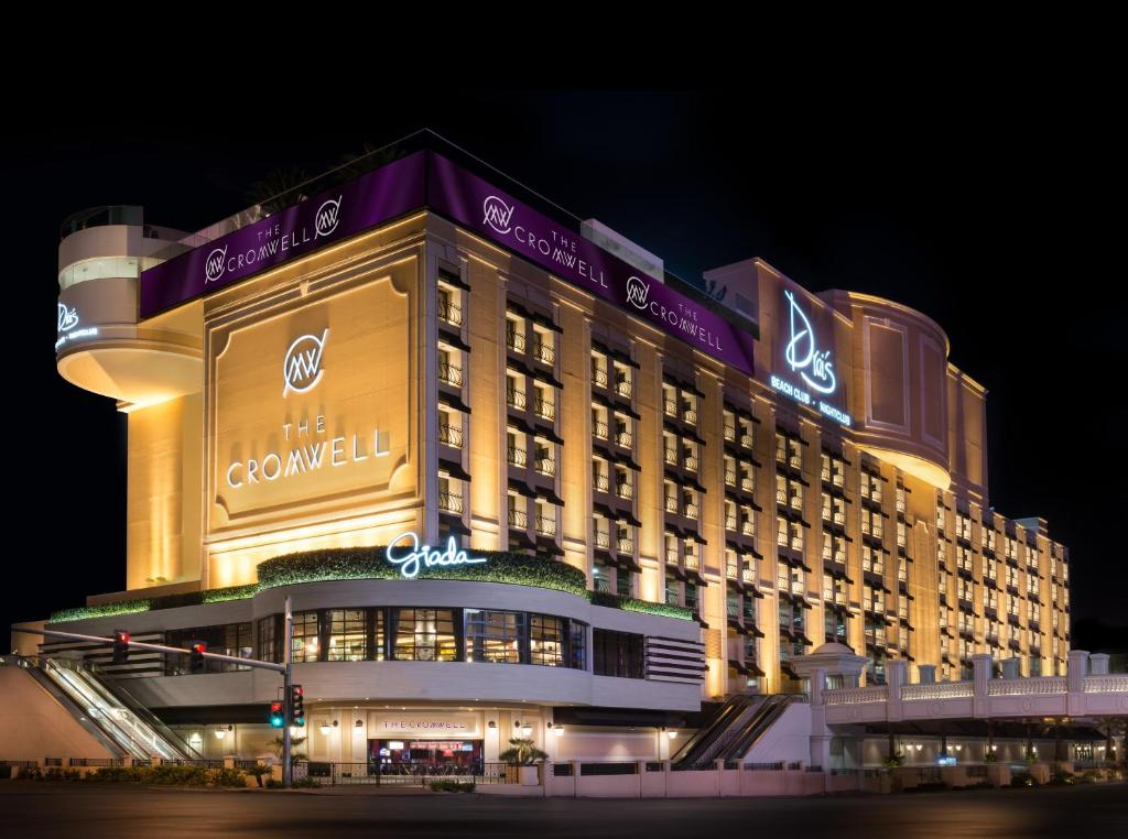 The Cromwell Hotel & Casino, Las Vegas   314 guest reviews   Booking.com