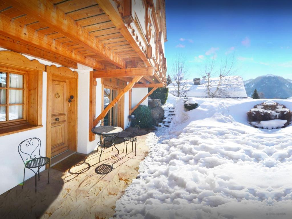 Chalet Beauvoir 4 - OVO Network during the winter