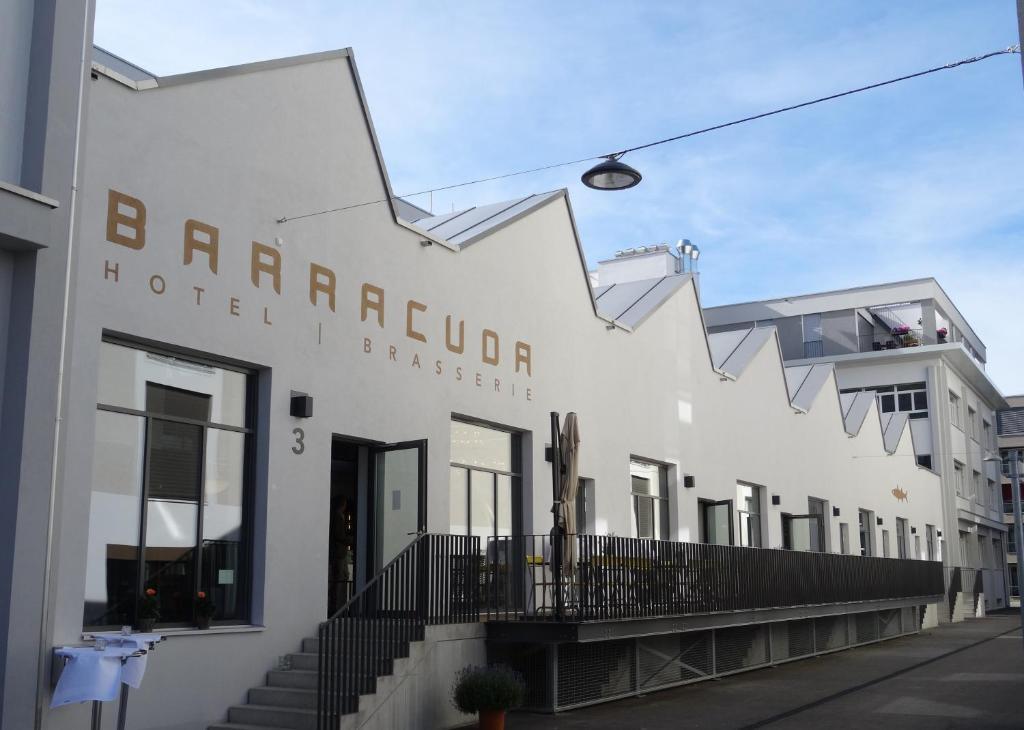 Barracuda Lenzburg, Switzerland