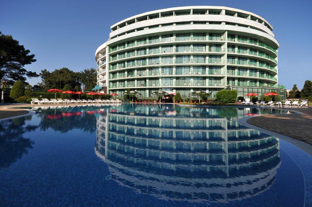 Hotel Colosseum Sunny Beach, Bulgaria