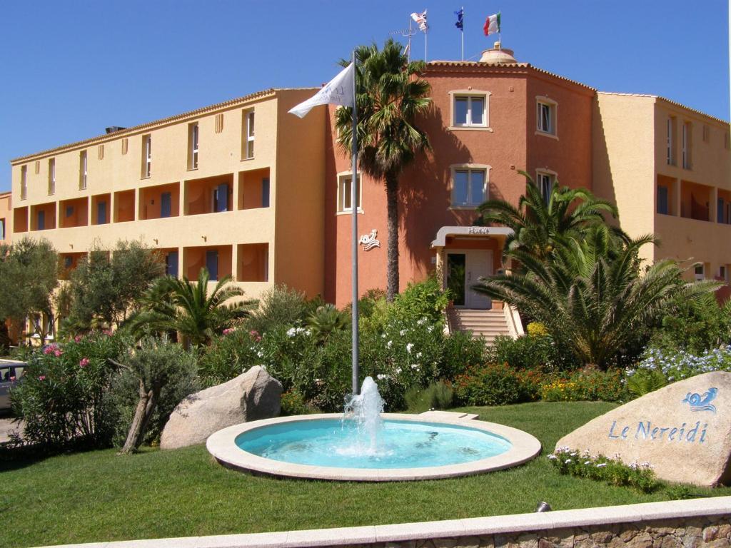 Le Nereidi Hotel Residence La Maddalena, Italy