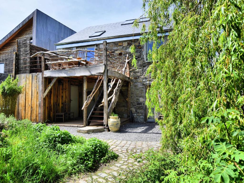 Vintage Home in Durbuy with Sauna