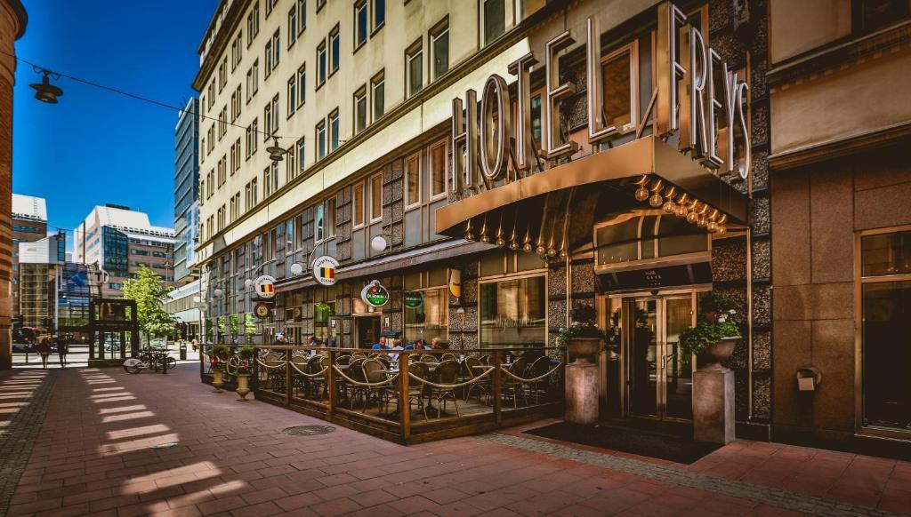 hotel stockholm norrmalm