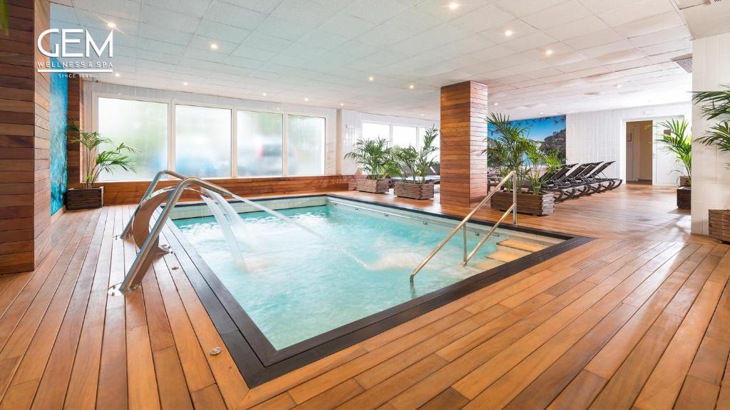 Hotel GEM Wellness & Spa Lloret de Mar, Spain