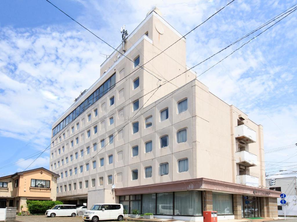 이코노미 호텔 건물