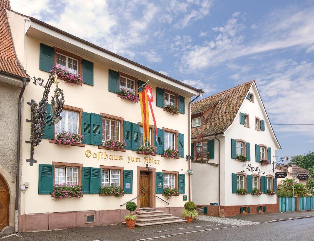 Hotel-Restaurant Adler Weil am Rhein, Germany