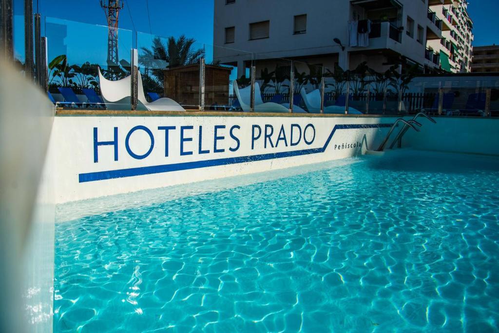 Hotel Arena Prado (España Peñíscola)