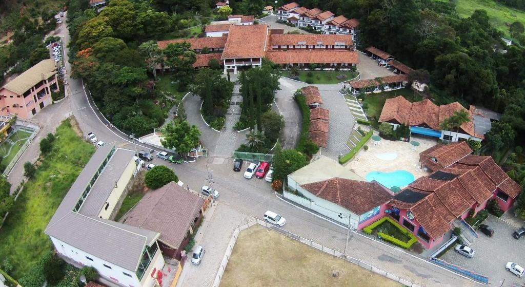 A bird's-eye view of Caparaó Parque Hotel