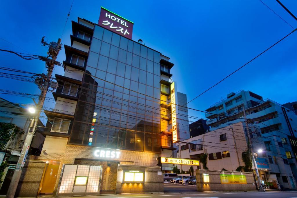 「ホテル 錦糸町 クレスト」の画像検索結果