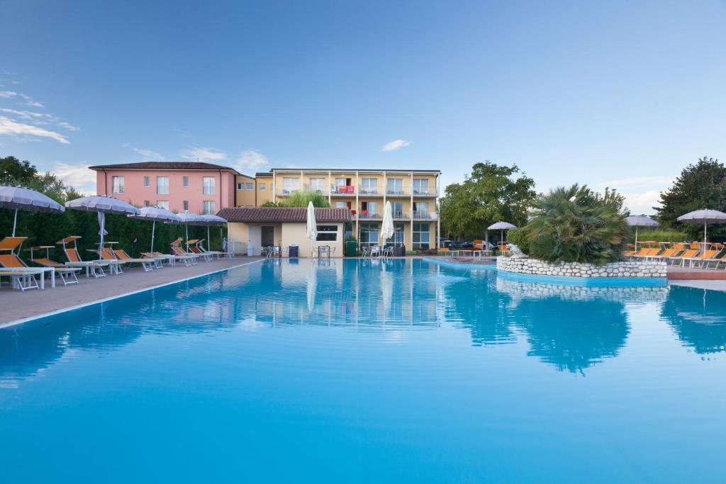 Hotel Bella Lazise Lazise, Italy