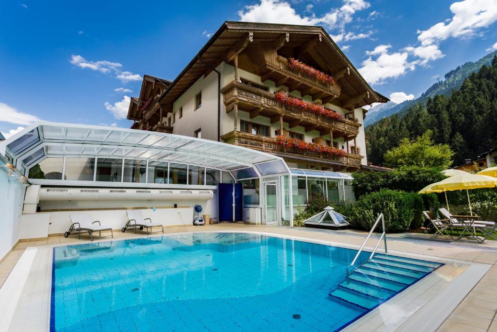 Gutshof Zillertal Mayrhofen, Austria