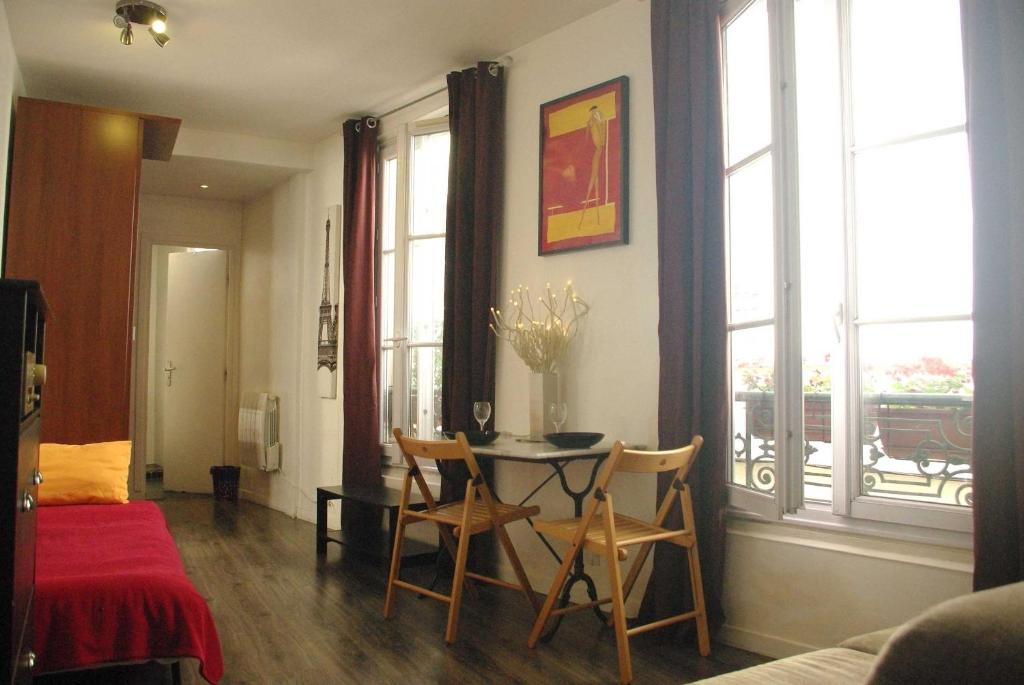 Paris Apartment Concept France Booking Com
