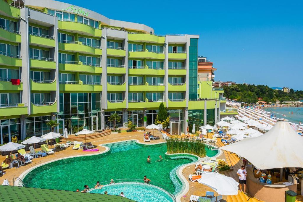 MPM Hotel Arsena - Ultra All Inclusive Nesebar, Bulgaria