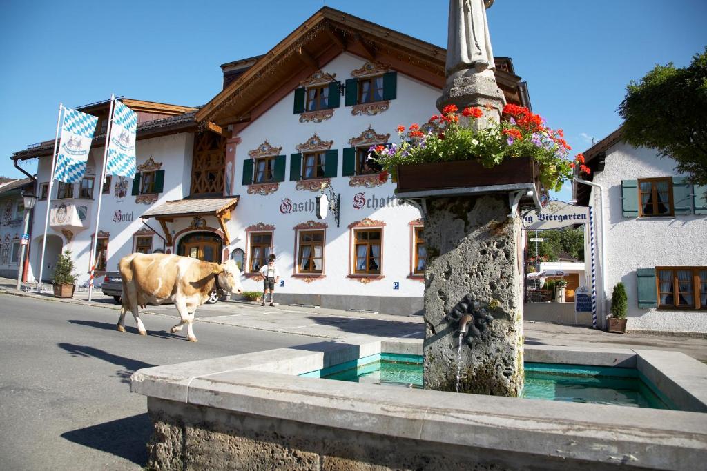 Akzent Hotel Schatten Garmisch-Partenkirchen, Germany