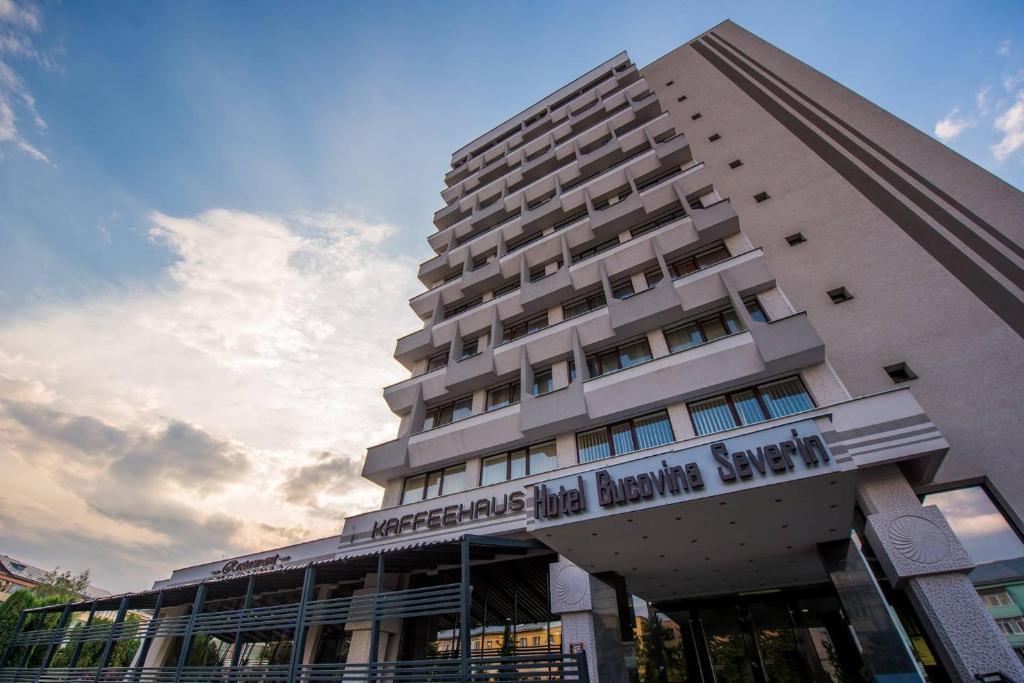 Hotel Bucovina Suceava, Romania