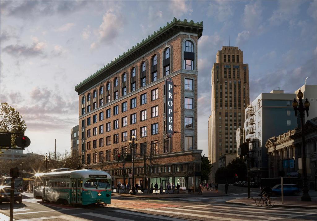 The San Francisco Proper Hotel.
