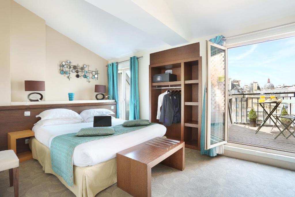 Le Grand Hotel De Normandie Paris Updated 2021 Prices