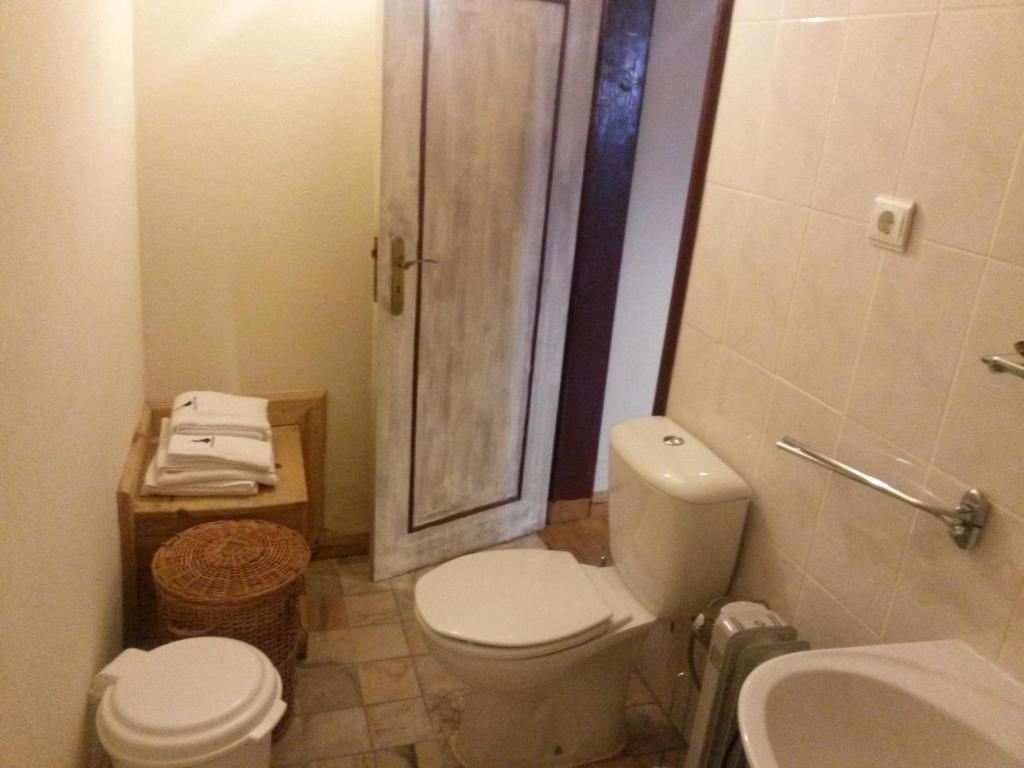 A bathroom at Casa das Freiras