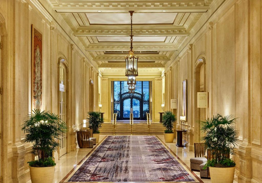 Palace Hotel San Francisco Ca Booking Com