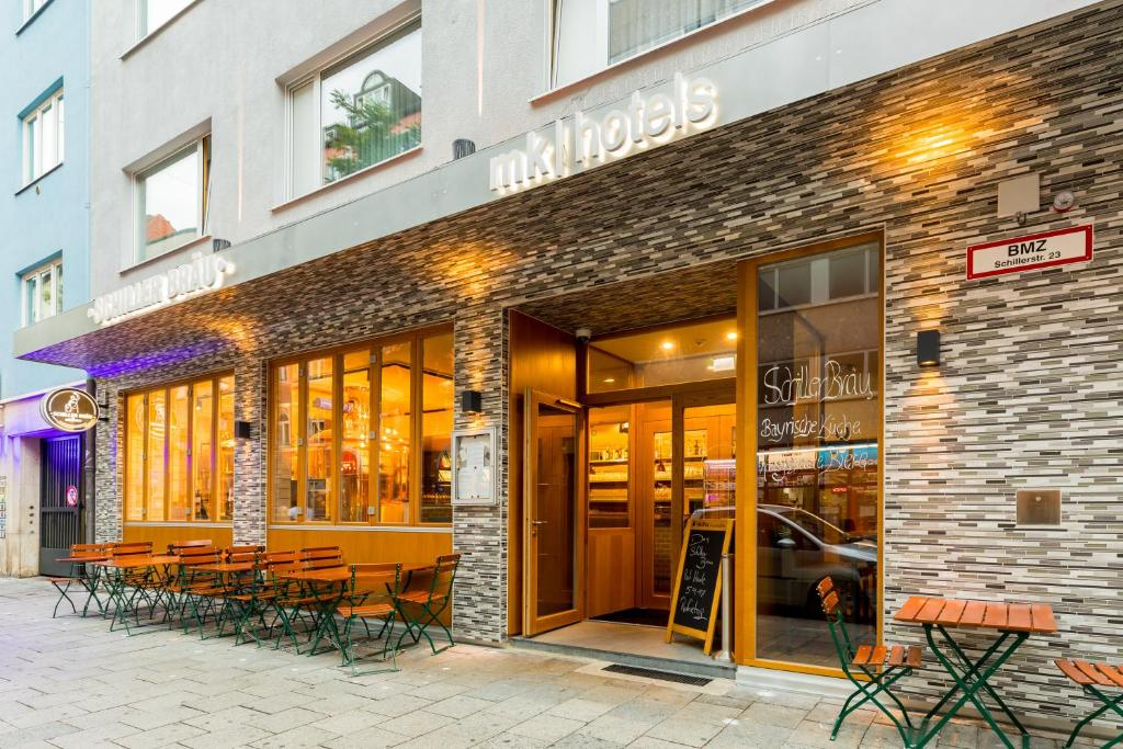 mk | hotel munchen city Munich, Germany
