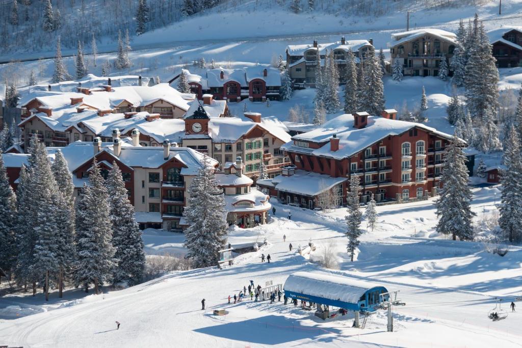 Utah ski motels