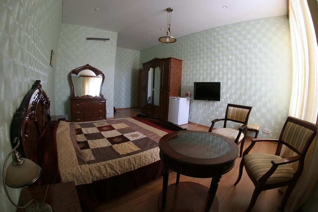 Гостиная зона в Hotel Ligovskiy 44