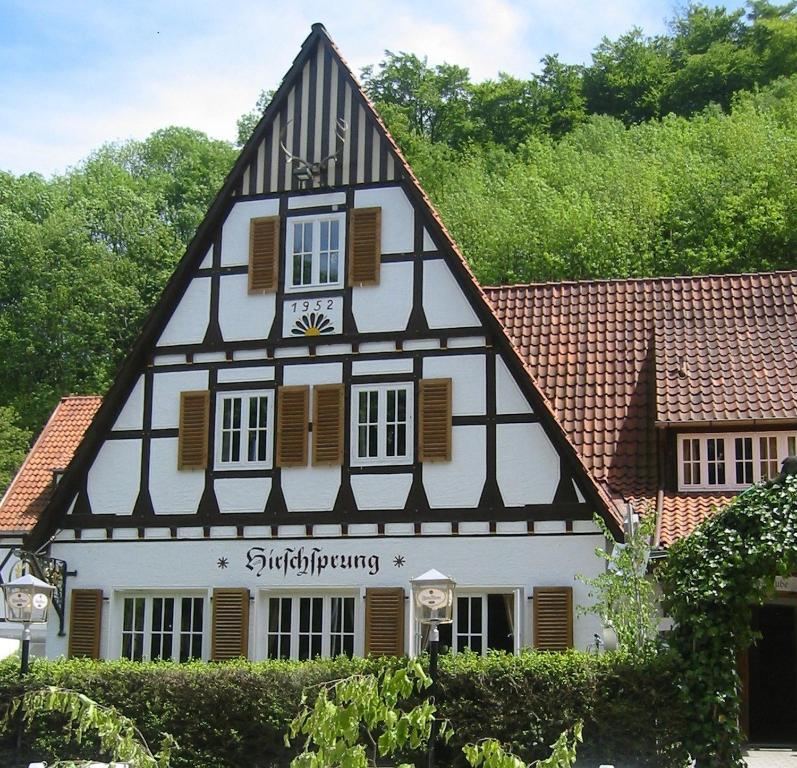 Landhaus Hirschsprung Detmold, Germany