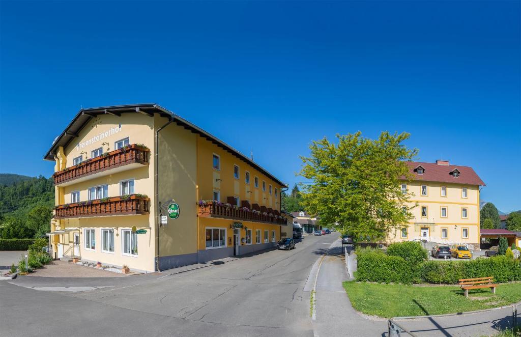 Hotel Freiensteinerhof Superior