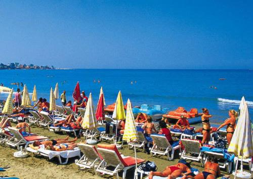 side turkiet strand
