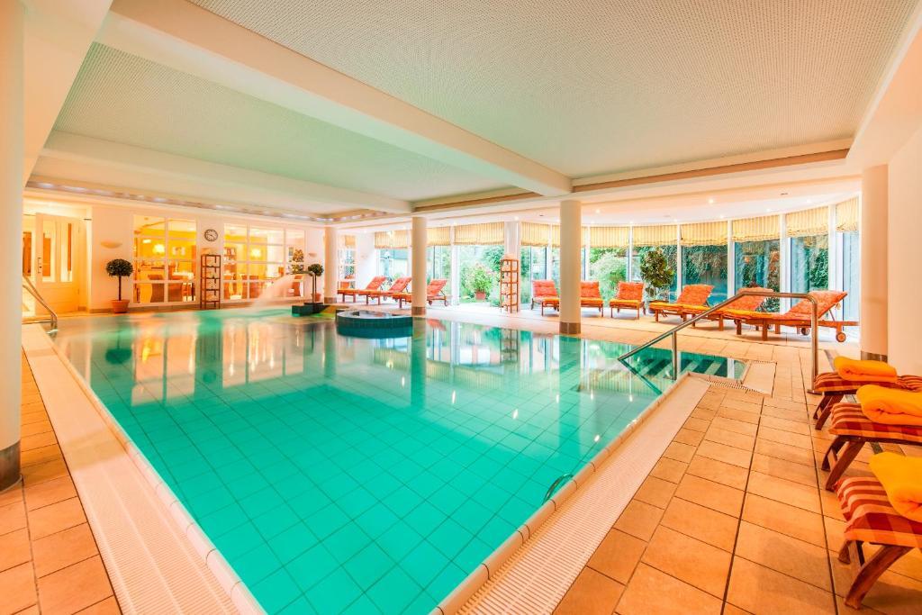The swimming pool at or near Hotel Birke, Ringhotel Kiel