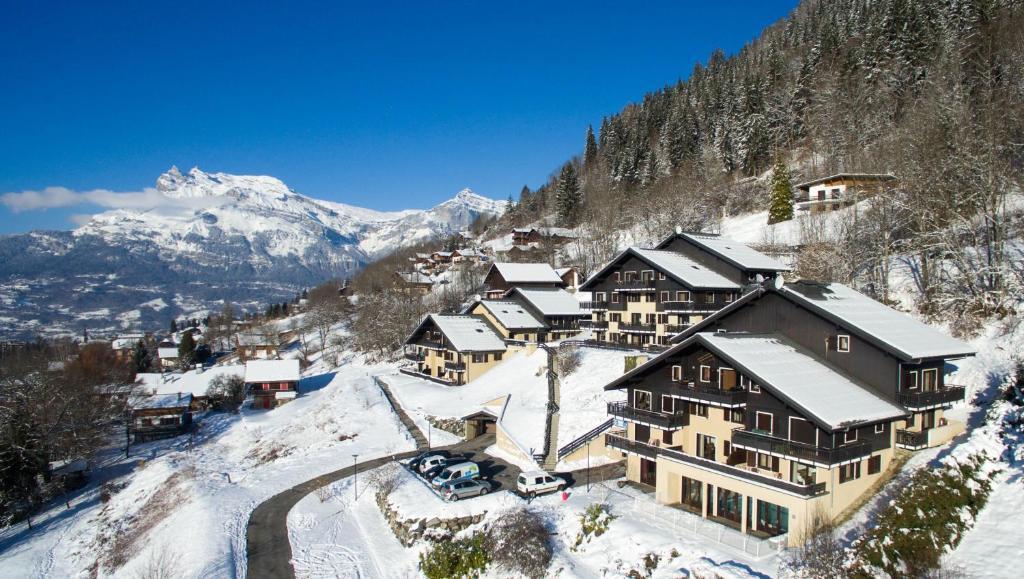 Vacances Mont Blanc - Les Fermes de Saint-Gervais