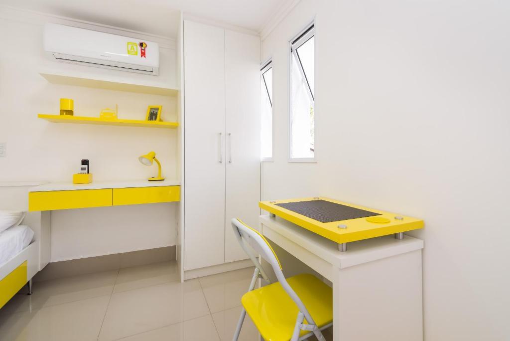 A cozinha ou cozinha compacta de Villa Sophia