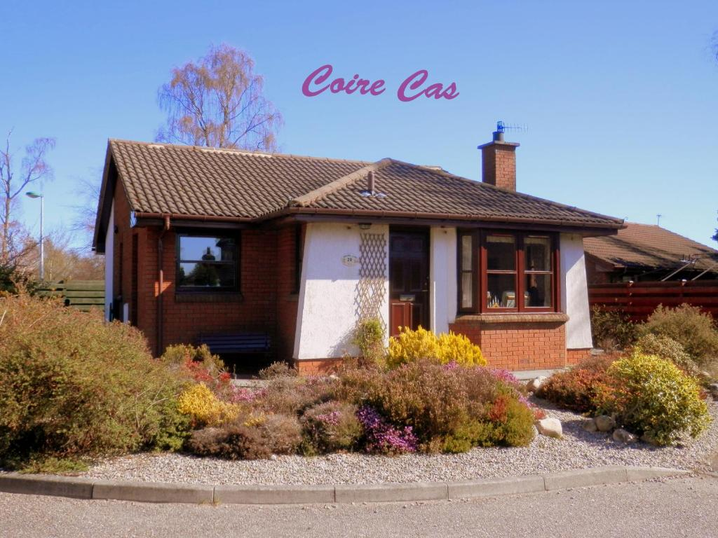 Cairngorm Highland Bungalows - Laterooms