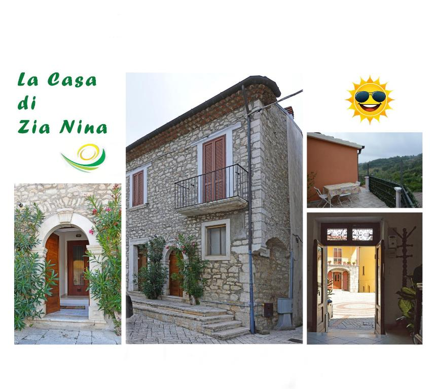 La Casa Di Zia Nina