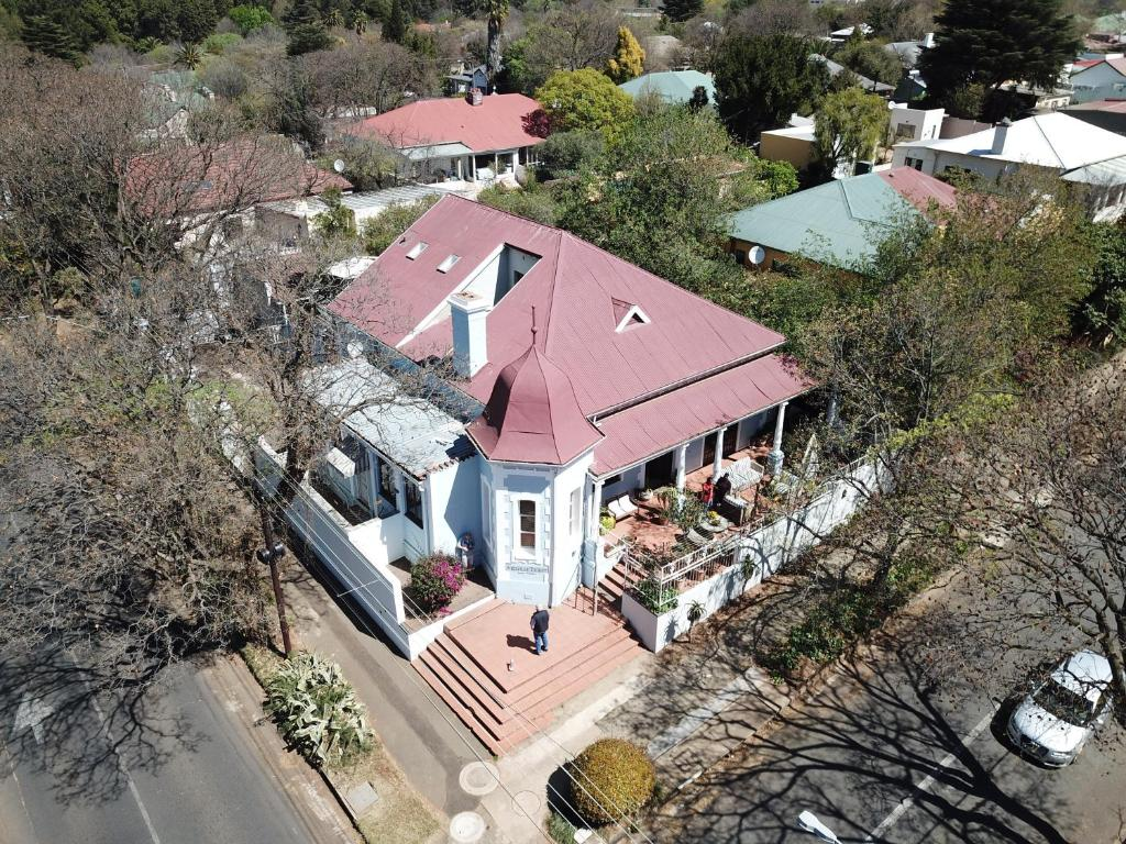 A bird's-eye view of Melville Turret Guesthouse