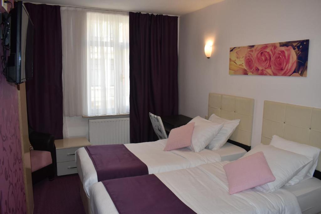 Hotel Meribel Brussels, Belgium