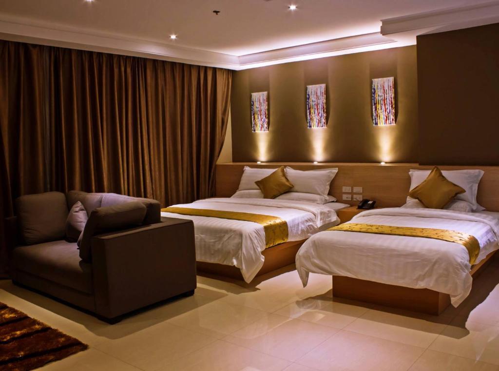 Dela Chambre Hotel, Manila, Philippines - Booking.com