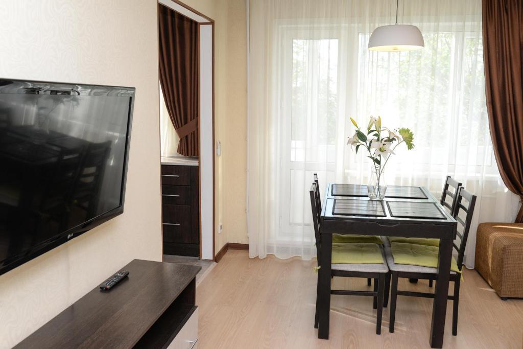 Apartment on Bukhar Zhirau 58
