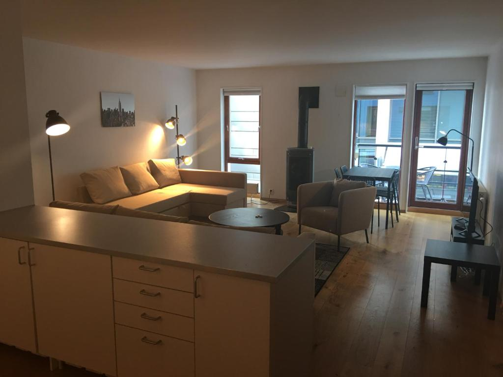 Large 1 Bedroom Apartment With Balc Oslo Norway Booking Com