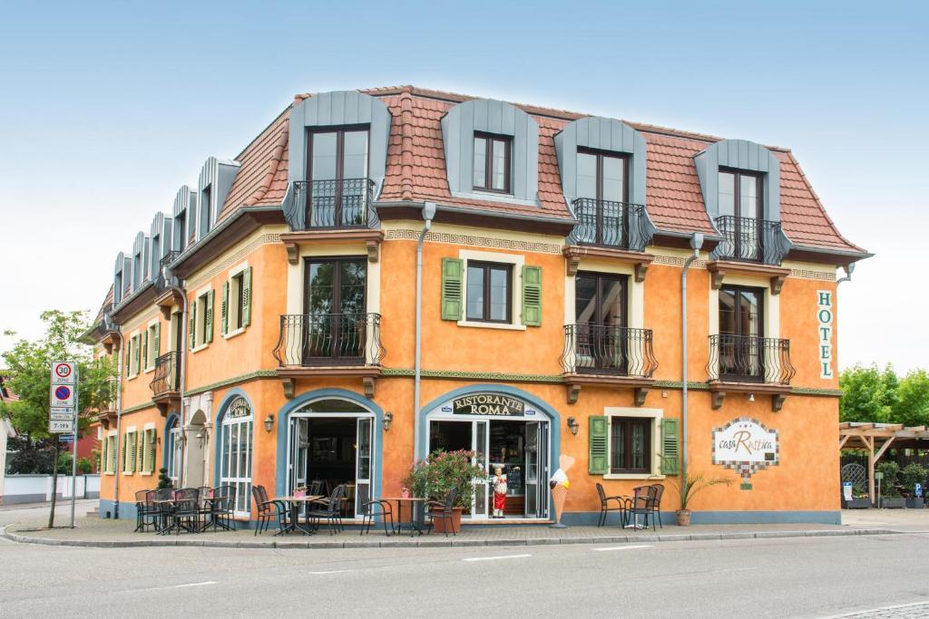 Hotel Casa Rustica   Eintrittskarten für den Europapark erhalten