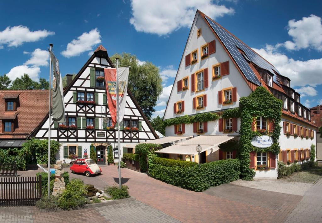 Hotel Restaurant Lohmuhle Bayreuth, Germany